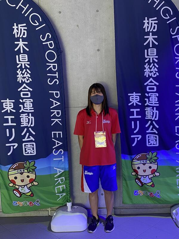 関東高校会場にて
